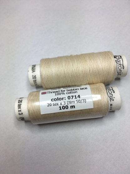 Barkonie Baumwolle poliert 30  20 tex x 3 Nm 50/3 0714