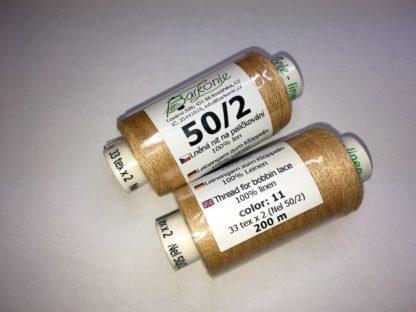 Barkonie Leinen Nel 50/2 tex 33x2 11