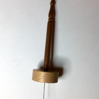Garnrollenhalter schmal mit Nadel