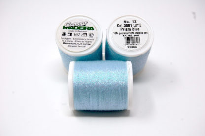 Madeira Glamour 200 m Nr. 12 3001 prism baby blue