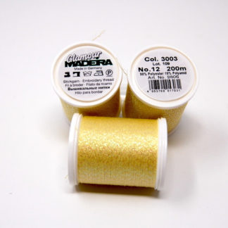 Madeira Glamour 200 m Nr. 12 3003 prism pale yellow