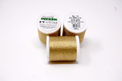Madeira Glamour 200 m Nr. 12 3025 pure gold