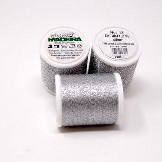 Madeira Glamour 200 m Nr. 12 3041 silver