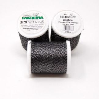 Madeira Glamour 200 m Nr. 12 3262 graphite
