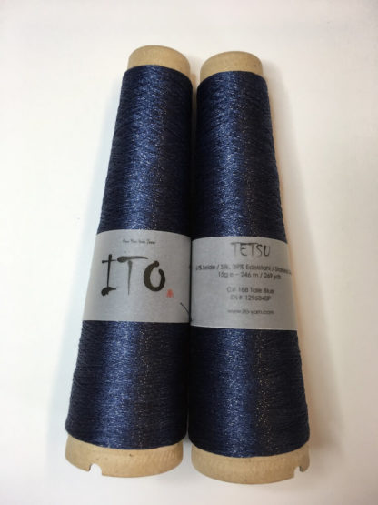 ITO Tetsu  15 g - 246 m 188 Tale Blue