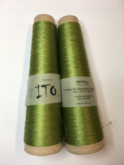 ITO Tetsu  15 g - 246 m 431 Lead Green