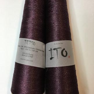 ITO Tetsu  15 g - 246 m 432 Prune