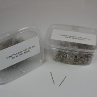 Eisensteckndl. Ni. 30 x 0,85 mm 100 g
