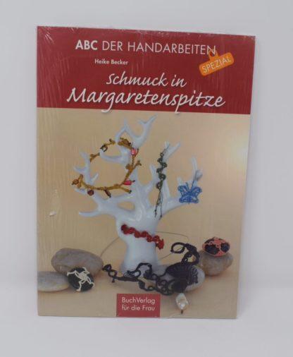 Schmuck in Margaretenspitze, Heike Becker