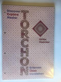 Torchon üben, Ulrike Voelcker