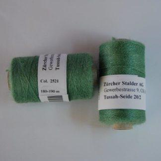 Tussah Seide  Nm 20/2 2521