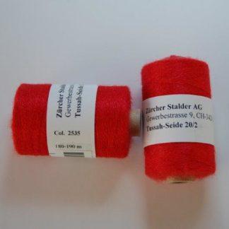 Tussah Seide  Nm 20/2 2535