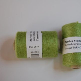 Tussah Seide  Nm 20/2 2574