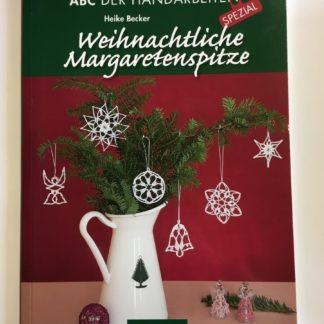 Weihnachtliche Margaretenspitze, Heike Becker